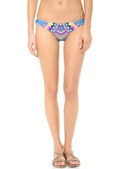 Mara Hoffman Naga Low Rise Bikini Bottoms