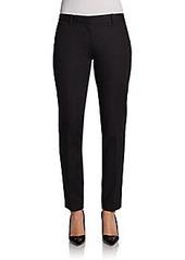 Tahari Verda Cropped Slim Pants