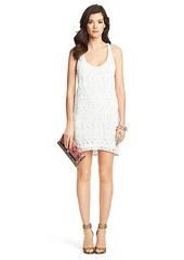Chios Crochet Dress