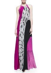 Naomi Halter Maxi Dress   Naomi Halter Maxi Dress