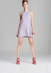Cynthia Steffe Dress - Esther Sleeveless Lace Trapeze Shift