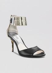 MICHAEL Michael Kors Open Toe Ankle Strap Sandals - Guiliana