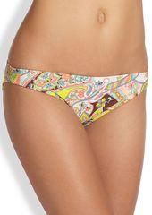Shoshanna Bohemian Floral Bikini Bottom