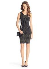 Cairo Super Stretch Detail Knit Dress