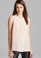 FRENCH CONNECTION Top - Polly Plains Pleats