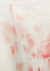 Elie Tahari 'Maren' Cotton Sateen Sheath Dress