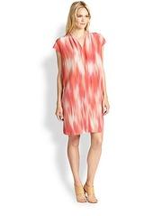 Elie Tahari Silk Dallas Dress