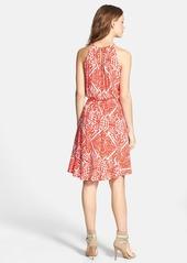 Ella Moss 'Biarritz' Print Blouson Dress