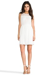 Ella Moss Chrissie Dress in Ivory
