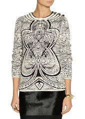 Emilio Pucci Intarsia knitted sweater
