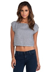 Citizens of Humanity Odette Top in Blue