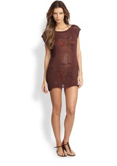Jean Paul Gaultier Open Knit Tunic