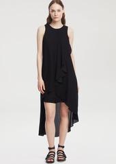 Kenneth Cole New York Lesley Drape Tank Dress