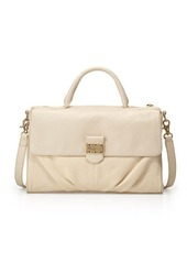 Foley + Corinna Casablanca Leather Satchel Bag