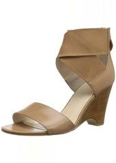 Franco Sarto Women's Texture Wedge Sandal