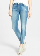 Hudson Jeans 'Krista' Crop Skinny Jeans (Voodoo Child)