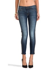 Hudson Jeans Lune Crop in Glam