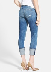 Hudson Jeans 'Muse' Cuff Crop Jeans (Indie)