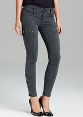 J Brand Jeans - Kassidy Luxe Twill in Vintage Black