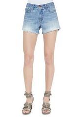 J Brand Jeans Carly Reflection Denim Shorts
