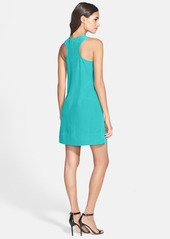 Joie 'Peri B' U-Neck Racerback Silk Dress