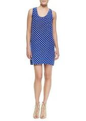 Joie Peri D Printed Sleeveless Dress