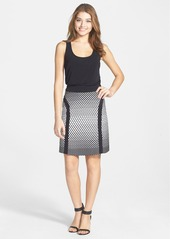 Laundry by Shelli Segal Knit Blouson Dress