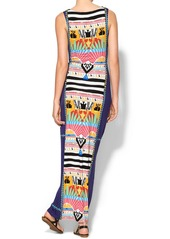 Mara Hoffman Fitted Tank Maxi Dress