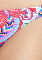 Mara Hoffman 'Jungle Trip' Low Rise Bikini Bottoms