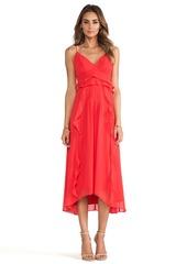 Nanette Lepore Dreamer Dress in Red