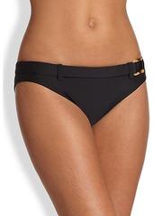 Shoshanna Belted Bikini Bottom