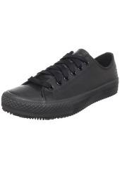 Skechers for Work Women's Gibson-Hardwood Slip-Resistant Sneaker