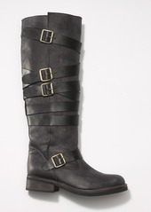 Steve Madden 'Bryant' Belted Riding Boot