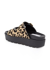 Steve Madden 'Cynide' Calf Hair Sandal (Women)