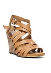 "Steve Madden® ""Venis"" Strappy Casual Sandals - Natural"