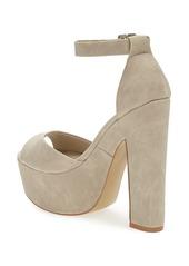 Steve Madden 'Whitman' Ankle Strap Platform Sandal