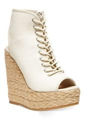 Steve Madden Women's Holiday Platform Wedge Sandals