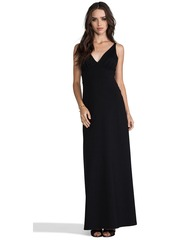 Susana Monaco Jil Maxi Dress in Black