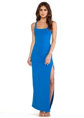 Susana Monaco Phoebe Maxi Dress in Blue