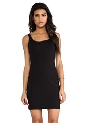"Susana Monaco Samantha 19"" Dress in Black"