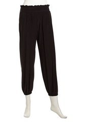 T Bags Stretch Relaxed Pull-On Pants