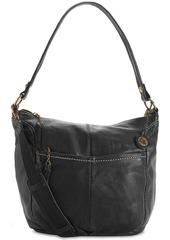 The Sak Iris Leather Large Hobo Bag