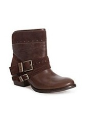 """The Sak® """"Harper"""" Casual Booties with Knit Cuffs"""