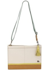 The Sak Iris Leather Demi Clutch
