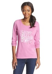 Levi's Women's Vintage Classic Fit Long Sleeve Jersey Crew