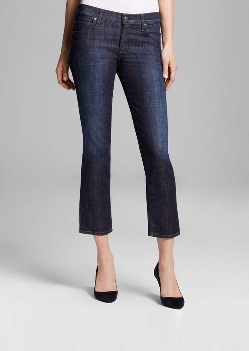 Citizens of Humanity Jeans - Phoebe Crop in Scorpio