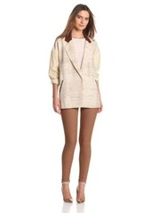 Tracy Reese Women's Combo Jacket
