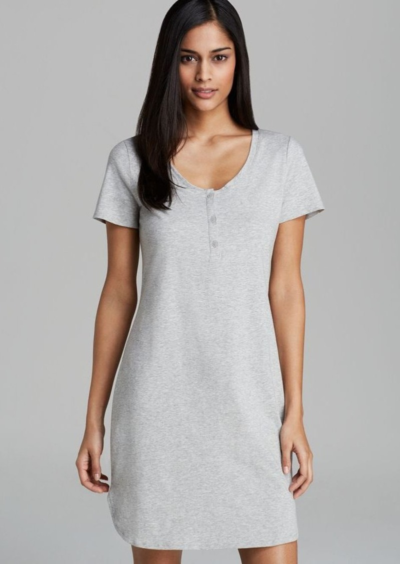 Calvin Klein Underwear Short Sleeve Nightshirt