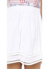Susana Monaco Isabelle Eyelet Skirt
