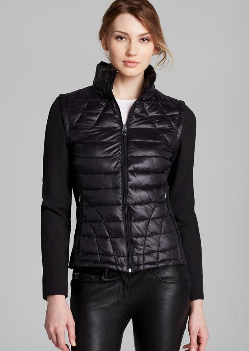 Calvin Klein Down Coat - Removable Sleeves